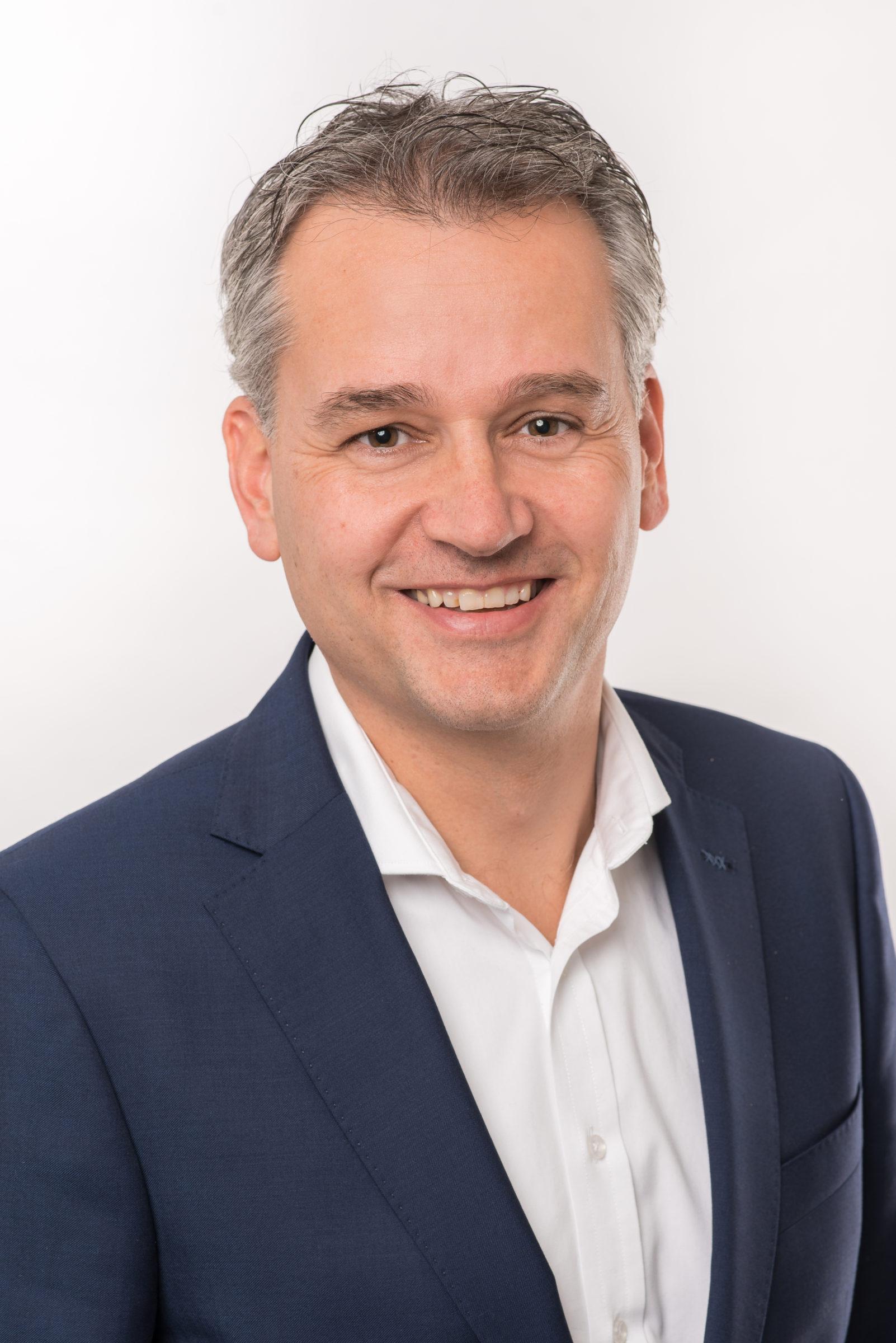 Portretfoto van medewerker Rien Raijmakers