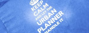 Let the urban planner handle it