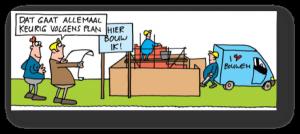 Wet kwaliteitsborging voor het bouwen (private kwaliteitsborging)