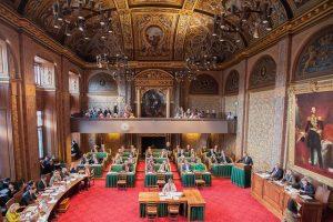Rechtsbescherming Omgevingswet knelpunt in senaat