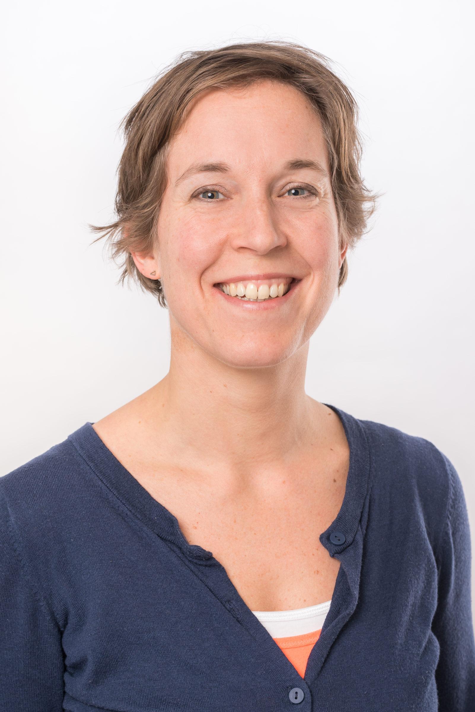 Portretfoto van medewerker Noortje Breij