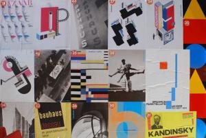 Meesterschap: Ruimtemeesters en Het Bauhaus/De Stijl