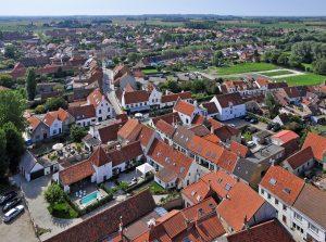 Ondertussen bij de buren: verlinting en ruimtebeslag in Vlaanderen