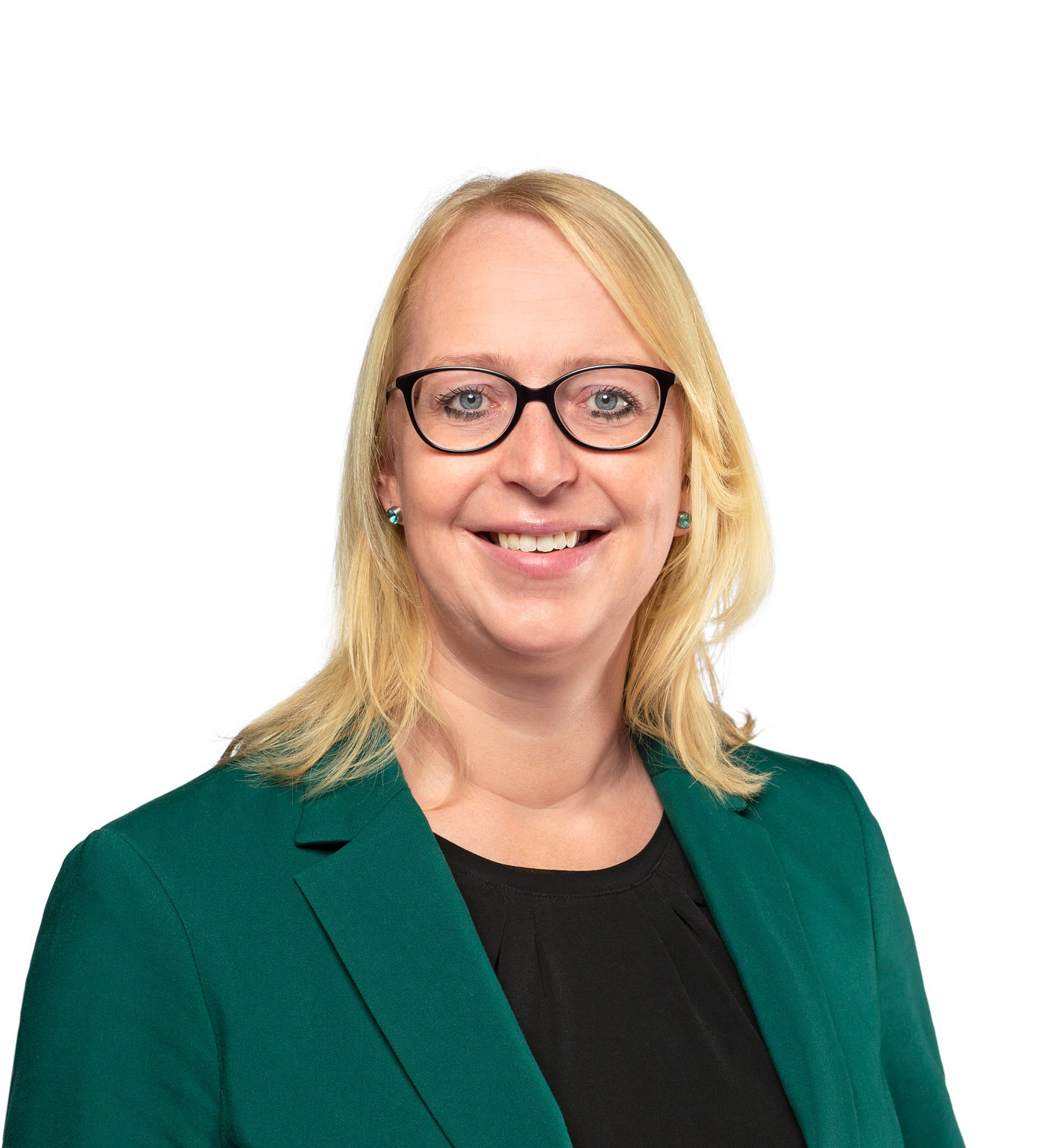 Portretfoto van medewerker Martine Sillekens