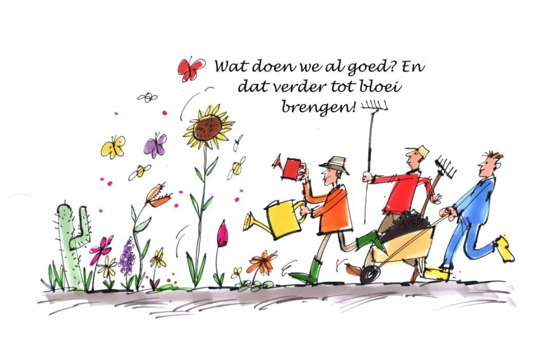 Verandertraject Omgevingswet – Gemeente Utrechtse Heuvelrug